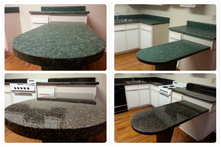Arrow Properties Countertop Resurface